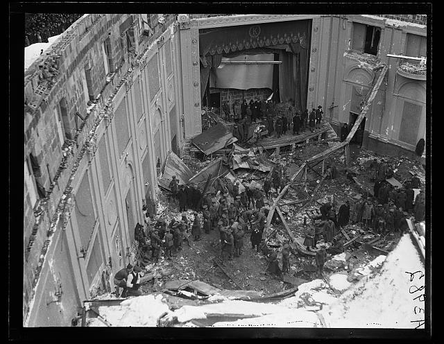 Lovick Schoolfield & The Knickerbocker Theater Disaster