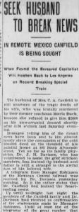 Los Angeles Herald January 29, 1906
