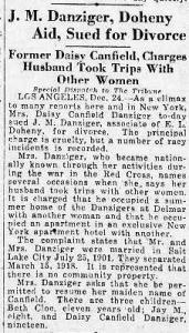 New-York Tribune December 25, 1921