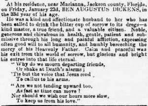 Wilmington Journal March 20, 1857