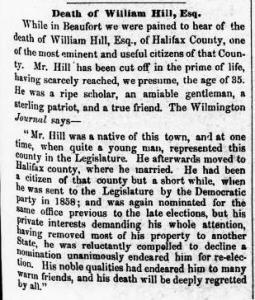 Weekly Standard, September 19, 1860