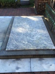 Benjamin Franklin's marker
