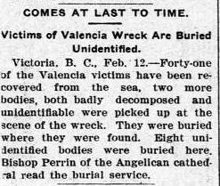 valencia buried Meade County news February 15, 1906
